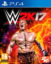 PS4 PLAYSTATION 4 WWE 2K 17  NOVO SELADO IGAC
