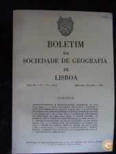 Boletim Soc.Geografia de Lisboa Jul-Set,Out-Dez 1981