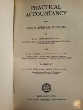 Practical Accountancy for South African Students