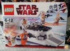 Lego 8083 Star Wars Rebel Trooper battle pack NOVO E SELADO