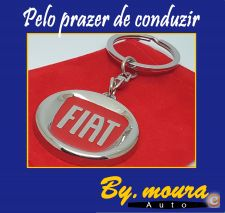 Porta Chaves metálico Fiat