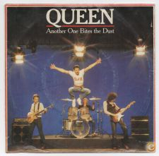 QUEEN - ANOTHER ONE BITES THE DUST- ALEMANHA 45 SINGLE
