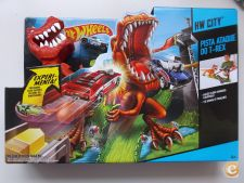 Hot wheels 2014 - Ataque do T-Rex
