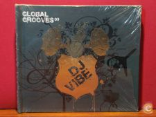 DJ Vibe - Global Grooves03 / Sealed / 2 x Cd Mixed / PT 2006