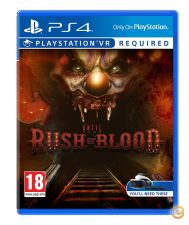 Until Dawn: Rush of Blood (PSVR)-PS4-EM STOCK