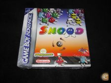 jogo Game Boy Advance Snood novo selado