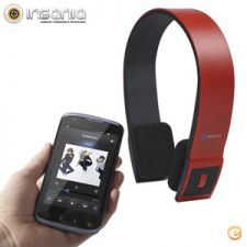Auscultadores Bluetooth Audiosonic