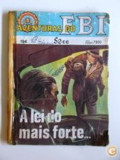 Aventuras do FBI nº194