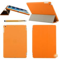 DP Capa Smart Cover Ipad Air Frontal e Traseira + Pen + Pelí