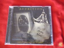 Attrition – The Attrition Of Reason (CD)