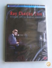 DVD_RAY CHARLES LIVE – In concert with The Edmonton Symphony