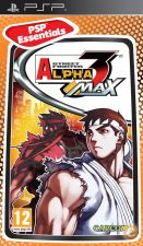 Street Fighter Alpha 3 Max - Original PSP NOVO