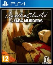 Agatha Christie ABC Murders Jogo PS4 PlayStation 4