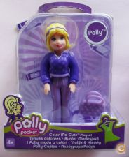 Polly Pocket - Moda - Mattel 2006