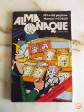 Almanaque do Tintin nº4