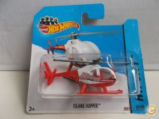 2014 Hot Wheels  046. Island Chopper