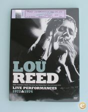 DVD+CD_LOU REED LIVE PERFORMANCES 1972&1974.