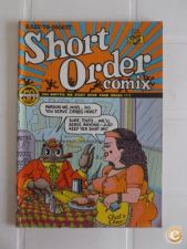 Short Order Comics nº1