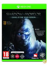 XBOX ONE - Middle Earth Shadow of Mordor GOTY - NOVO/SELADO