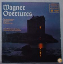 Wagner / Czech Philharmonic Orchestra | Wagner Overtures [LP