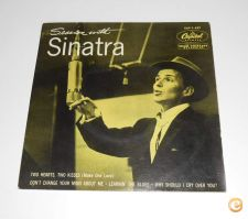 FRANK SINATRA - Session With Sinatra (EP)