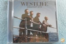 CD *Westlife: Greatest Hits + 4 músicas novas* NOVO & SELADO