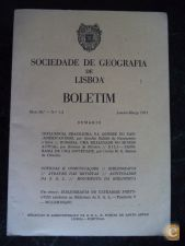 Boletim Soc.Geografia de Lisboa Jan-Mar 1971