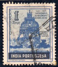 1/4 VAL. CAT. - SELO DA INDIA - AFINSA Nº 419
