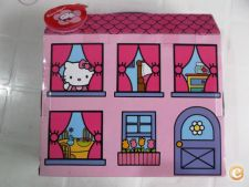 Hello Kitty - 4 figuras com carimbos