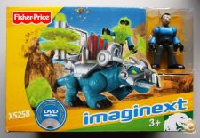 Imaginext  Dinossauros -  Figuras sortidas - Fisher-Price