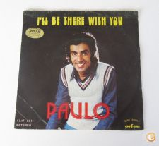 PAULO DE CARVALHO - I'll Be There With You (SINGLE)