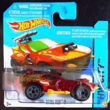 Hot Wheels 2014 -   055-1. Sting Rod