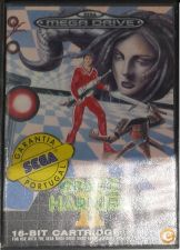 Space Harrier II | Megadrive