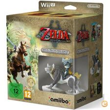 WII U LEGEND OF ZELDA TWILIGHT PRINCESS LIMITED EDITION