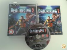 Dead Rising 2 - Bom estado - PS3