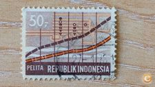 INDONESIA - SCOTT 775