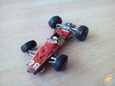 CHAMPION VINTAGE - FERRARI F1 V10  MADE IN FRANCE   USADO