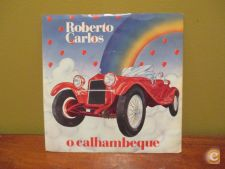 SINGLE ROBERTO CARLOS # O CALHAMBEQUE