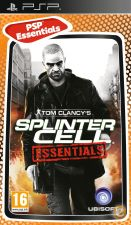 Splinter Cell Essentials - Original PSP NOVO