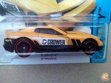2015 HOT WHEELS - D-MUSCLE       *NOVO*