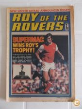 Roy of the Rovers - 14 May 1977