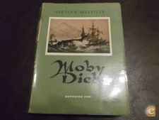 Moby Dick 1962 Herman Melville Trad.A.Margarido/D.Gonçalves