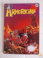Tales of the Armorkins nº1