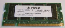 SO-DIMM 256MB DDR333
