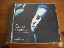CD Clara Sandroni Milan Music 1994