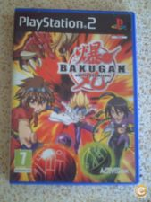 Jogo PlayStation 2 (PS2) - BAKUGAN BATTLE BRAWLERS - 7 anos