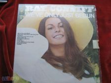 RAY CONNIFF AND THE SINGERS-WE`VE ONLY JUST BEGUN-LP 33 RPM