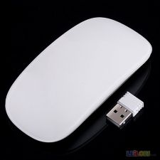 Rato Mouse  Branco Touch Wheel