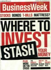 "BusinessWeek - October 6 , 2008 ""where to Invest your money"""