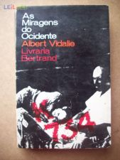 As Miragens do Ocidente - Albert Vidalie